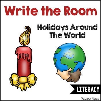 Write the Room - Holidays Around the World