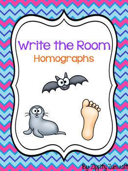 Write the Room - Homonyms