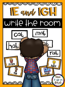 Write the Room- IE AND IGH