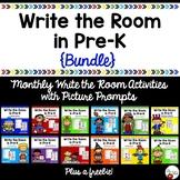 Write the Room In Pre-K Bundle