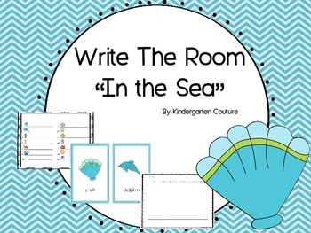 """""""In the Sea"""" -Ocean Write The Room"""