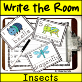Write the Room Insects
