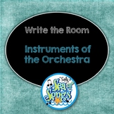 Write the Room - Instruments of the Orchestra