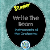 Write the Room - Instruments of the Orchestra - FREE SAMPLER