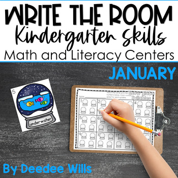 Write the Room K : January