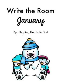 Write the Room - January