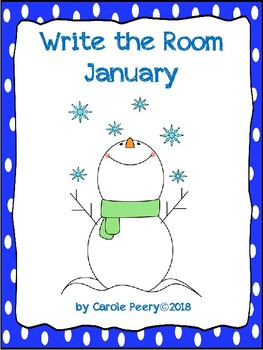 Write the Room January