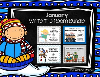 Write the Room January Bundle