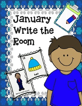 Write the Room *January Edition*