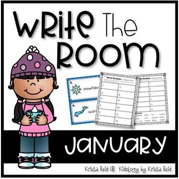 Write the Room - January - Winter
