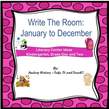Write the Room:  January to December