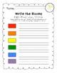 Write the Room: Journeys Kindergarten ELA Series, Lesson 1