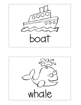 Write the Room: Journeys Kindergarten ELA Series, Lesson 18, Oceans & Waterways