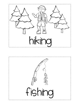 Write the Room: Journeys Kindergarten ELA Series, Lesson 19, Outdoor Adventures