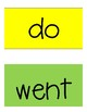 Write the Room:  Journeys Kindergarten ELA Series, Lesson 26 Sight Word Review
