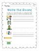 Write the Room:  Journeys Kindergarten ELA Series, Lesson 29