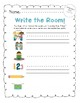 Write the Room:  Journeys Kindergarten ELA Series, Lesson 29