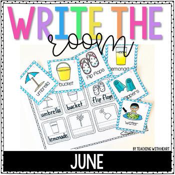 June Write The Room