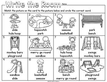 Write the Room - June
