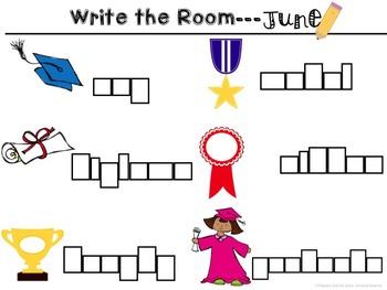 Write the Room-June