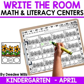 Write the Room K: April