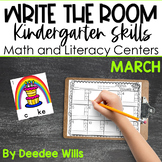 Write the Room K: March