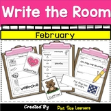 Write the Room February  Differentiated