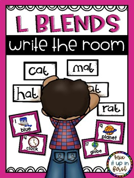 Write the Room- L BLENDS