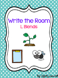 Write the Room - L Blends