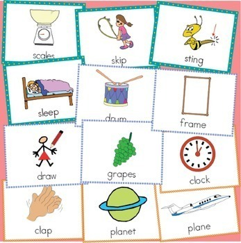 Write the Room - L, R, S blends (bundled) - Blends Word Work