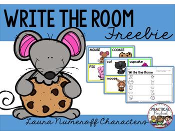 Write the Room {Laura Numeroff}