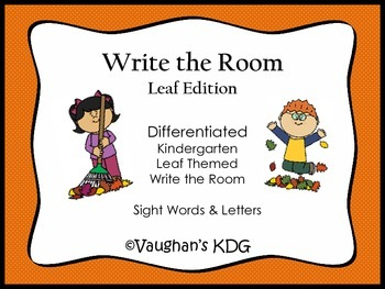 Write the Room - Leaf Edition