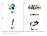 Write the Room- Letter B
