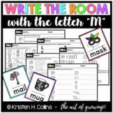 Write the Room - Letter M