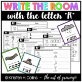 Write the Room - Letter R