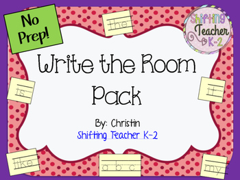 Write the Room Pack