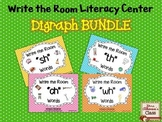 Write the Room Literacy Center - Digraphs BUNDLE