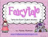 Write the Room Literacy Center - Fairytale Theme