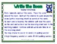 WRITE THE ROOM First Grade Reading Street UNIT 1 ~ BONUS: Sort It! Game Included