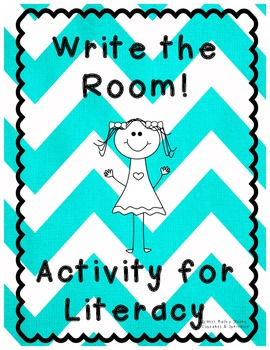 Write the Room! Literacy Center Work