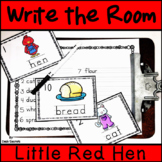 Write the Room - Little Red Hen