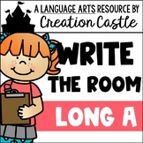 Write the Room - Long A Words