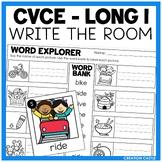 Write the Room - Long I Words
