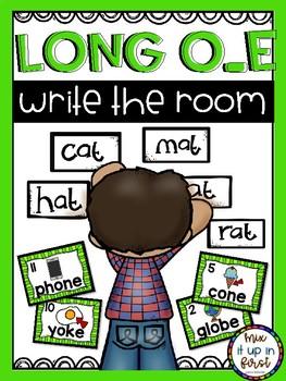 Write the Room- Long O_E