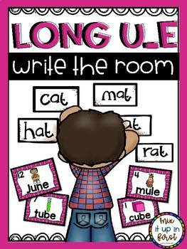 Write the Room-Long U_E