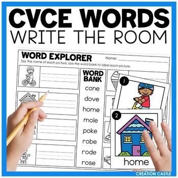 Write the Room - Long Vowel Bundle
