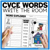 Long Vowel Activities