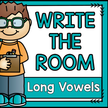Write the Room {Long Vowels}