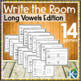 Write the Room: Long Vowels