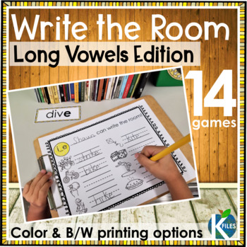 Write the Room for Long Vowels
